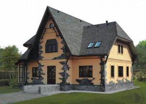 Что такое деревянные каркасные дома