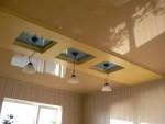 Как выбрать материал для натяжных потолков