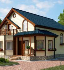 Проектирование каркасных домов о деревянных домах
