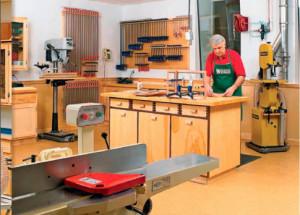 Новая мастерская деревянных изделий журнала WOOD