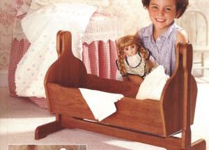 Колыбель для куклы
