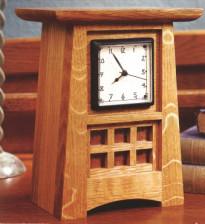 Каминные часы из дерева своими руками