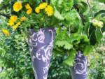 Контейнеры для цветов своими руками