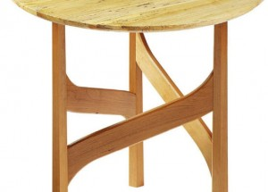 Элегантный круглый стол своими руками