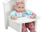 Кресло для куклы своими руками