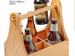 Деревянный ящик для пива своими руками