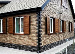 Фасадные материалы для аккуратной и красивой отделки дома