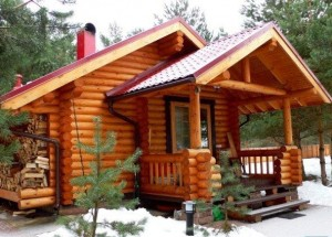 Деревяные дома на любой вкус