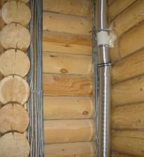 Пожарная безопасность деревянных домов