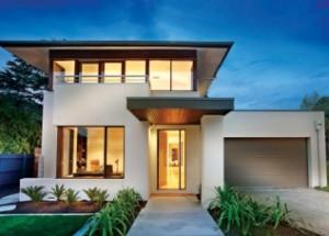 Современный дом: стильный и функциональный