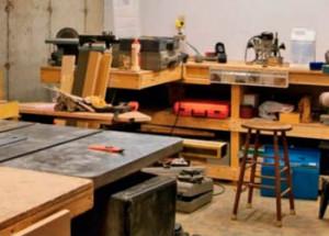 Как навести порядок в мастерской