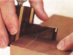 Разметочный столярный рейсмус своими руками