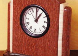 Красивые часы в стиле Art Deco