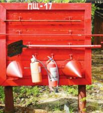 Пожарная безопасность на даче