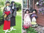 Оч.умелые куклы для сада