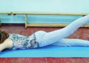 Простые упражнения для спины