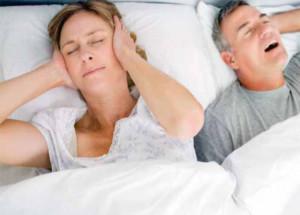 Причина храпа во сне у мужчин женщин