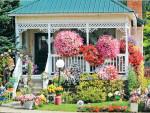 Ампельные растения для сада, как ухаживать и сажать
