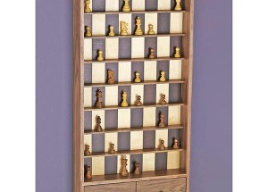 Шахматы на стене своими руками