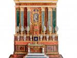 История игрушечной миниатюрной мебели