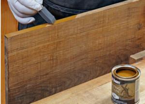 Отделка старых деревянных досок