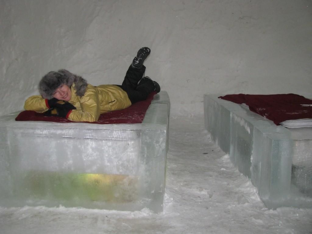 Ice Art: лед в ландшафте и интерьере