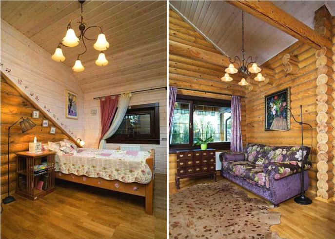 """""""Мы решили оформить все приватные комнаты в единой стилистике в простом и уютном интерьере использованы черты стиля кантри"""""""