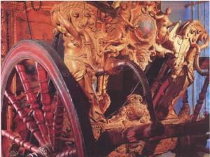 Старинные кареты