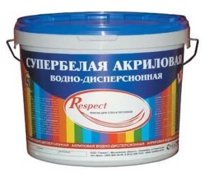 вододисперсионные краски