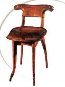 стулья без обивки Гауди
