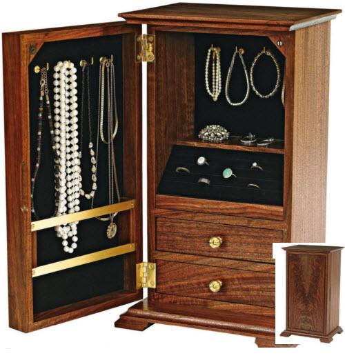 Шкафчик для украшений