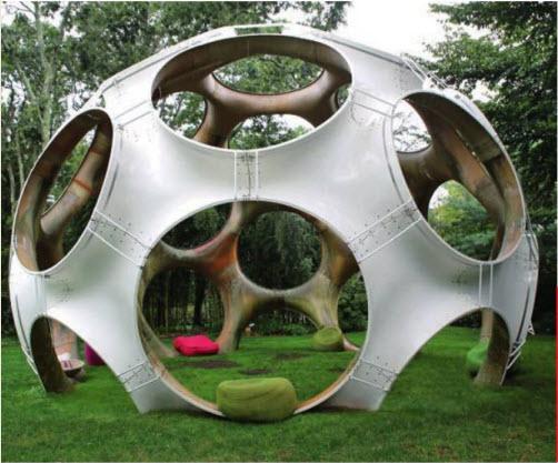 Fly's Eye Dome (купол «Глаз мухи»)