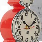 Часы Tick-Tock Clock, Anthropologie