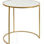 Столик Gold Nest Table