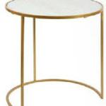 Прикроватный столик Gold Nest Table