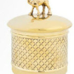 Шкатулка Camel Jar, Zara Home