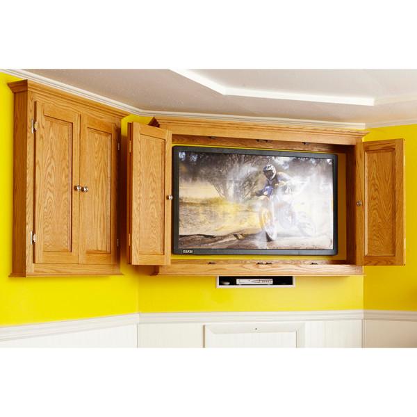 Шкаф под телевизор своими руками