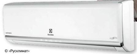Инверторный кондиционер Electrolux серии Monaco Super DC Inverter